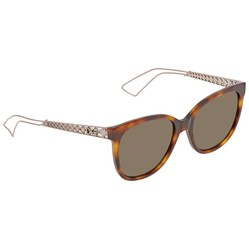 Kính Mát Dior Diorama Brown Cat Eye Unisex Sunglasses DIORAMA3 0TH3 55