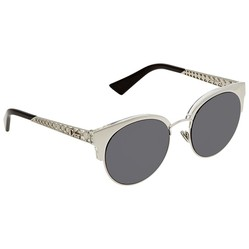 Kính Mát Dior Diorama Mini Grey Blue Cat Eye Ladies Sunglasses DIORAMAMINI 010/IR