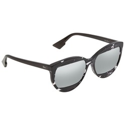 Kính Mát Dior Diormania Silver Mirror Geometric Ladies Sunglasses DIORMANIA2 AB8/T4 57