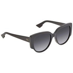 Kính Mát Dior Night Grey Gradient Cat Eye Men's Sunglasses DIORNIGHT1 807/HD