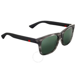Kính Mát Gucci Grey Transparent Plastic Sunglasses