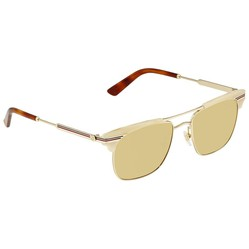Kính Mát Gucci Browline Men's Sunglasses GG0287S 005 52