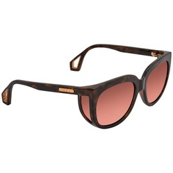 Kính Mát Gucci Brown Cat Eye Ladies Sunglasses GG0468S 002 57