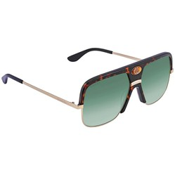 Kính Mát Gucci Light Green Gradient Browline Men's Sunglasses GG0478S 002 59