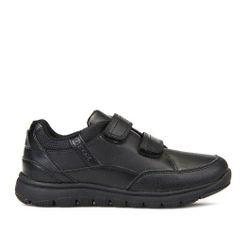 Sneakers Bé Trai Geox J XUNDAY B. B SMO.LE+SYN.LE Màu Đen Size 30