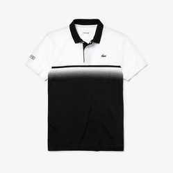 Áo Lacoste Men's Lacoste Sport Shaded Colourblock Technical Pique Tennis Polo Shirt