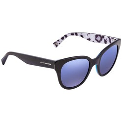 Kính Mát Marc Jacobs Blue Sky Mirror Geometric Ladies Sunglasses MARC231S0E5K50