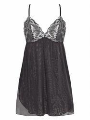 Đầm Ngủ Corele V - Nuisette - N025A Xám Đậm L