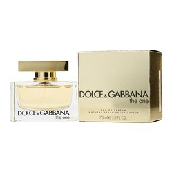 Nước Hoa Nữ Dolce & Gabbana The One Woman EDP 75ml