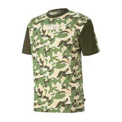 Áo Thun Puma Rebel Camo T-Shirt  Màu Xanh - Nâu Size XS