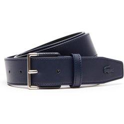 Thắt Lưng Men's Lacoste Engraved Tongue Buckle Leather Belt RC1624-H79