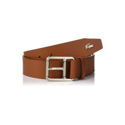 Thắt Lưng Lacoste Mens Lacoste Men's Buckle Belt W/Croc Detailing Belt RC3012-H71