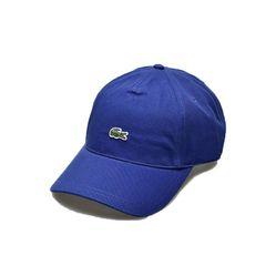 Mũ Lacoste Men's Small Croc Strapback Cap Blue