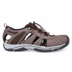 Giày Nam Geox U AYLER C SYNT.LEA Màu Nâu Size 44