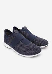 Sneakers Nam Geox U NEBULA G KNITTED TEXT. Màu Xanh Navy Size 44