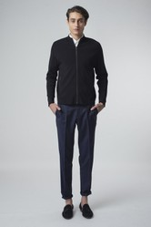 Áo Len Nam Giovanni UA024-BL Màu Đen Size 46