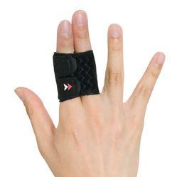 Đai Bảo Vệ Ngón Tay Zamst Finger Wrap Double (Đôi) Màu Đen Size M