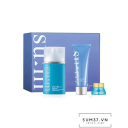 Set chống nắng Su:m37 Water-full Protection Sun Day Emulsion