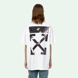 Áo Phông Off-White Caravaggio Arrows S/S T-Shirt Màu Trắng