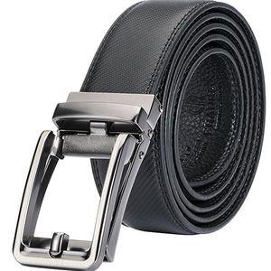 Thắt Lưng Nam Chaoren Ratchet Click Dress Belt For Men