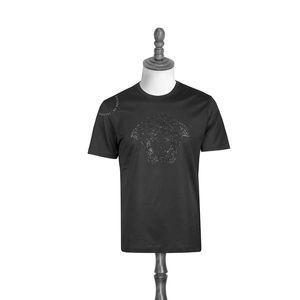Áo Phông Versace Embroidered Medusa T-Shirt