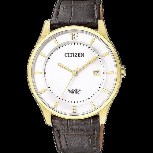 Đồng hồ Nam Citizen BD0043-08B Dây Da
