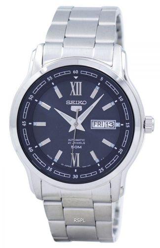 Đồng hồ Nam Seiko 5 Automatic SNKP17J1 Dây Kim Loại (Bản nội địa Nhật)