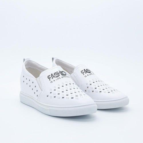 Giày da nữ Aokang 182332201
