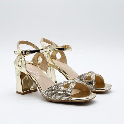 Sandals giả da nữ Aokang 682811034