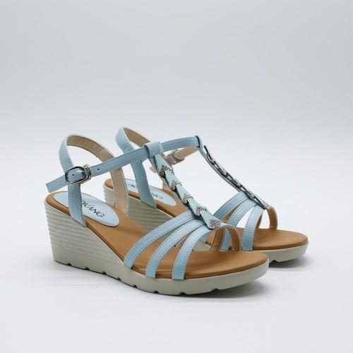 Sandals giả da nữ Aokang 682831066