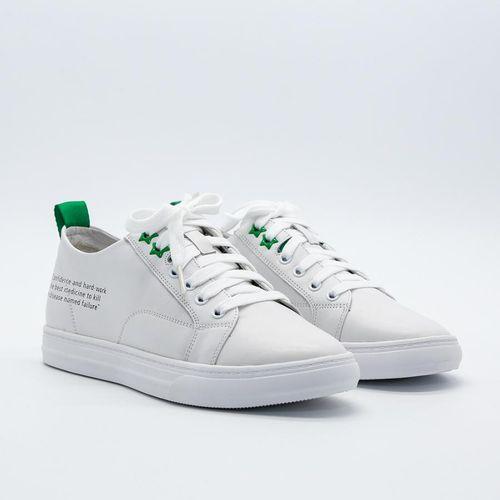 Giày da nữ Aokang 192332075 Size 37