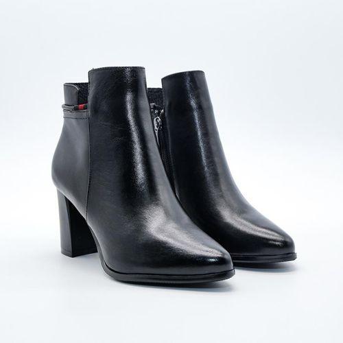 Giày boot da nữ Aokang 182911355