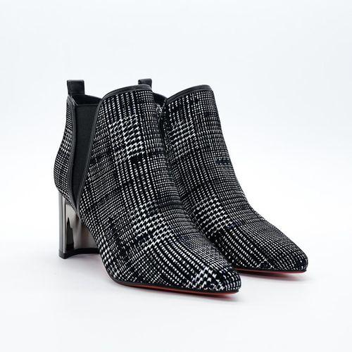 Giày boot da nữ Aokang 182911383