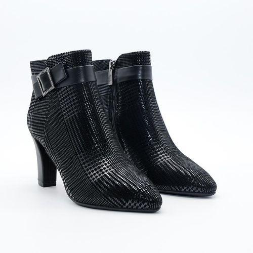 Giày boot da nữ Aokang 182911333