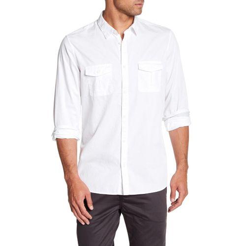 Áo Sơ Mi Calvin Klein Standard White