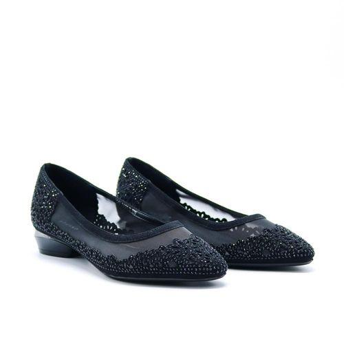 Giày giả da nữ Aokang 182111049
