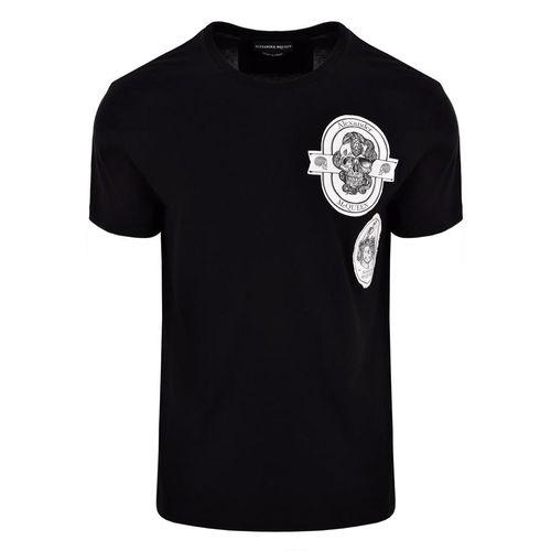 Áo Phông Alexander McQueen Skull T-Shirt
