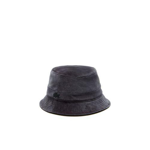 Mũ Lacoste Unisex Fashion Show Reversible Velour And Technical Canvas Bob