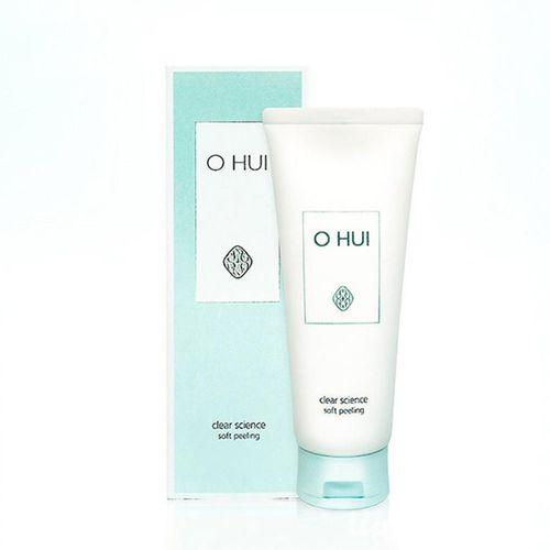 Gel Hỗ Trợ Tẩy Tế Bào Cho Da Ohui Clear Science Soft Peeling 100ml