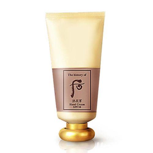 Kem Dưỡng Da Tay Whoo Gong Jin Hyang Royal Hand Cream - Cung Cấp Dưỡng Chất Cho Da