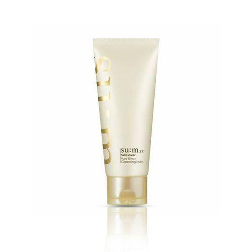 Sữa Rửa Mặt Làm Sạch Sâu Làn Da - Su:m37 Skin Saver Pure Effect Cleansing Foam