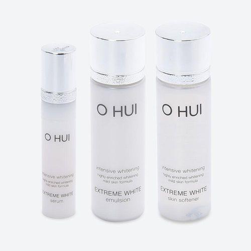Bộ Sản Phẩm Dưỡng Trắng Da Ohui Extreme White Miniature Kit 3 Sản Phẩm