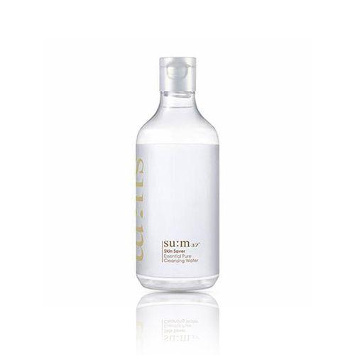 Nước Tẩy Trang Làm Sạch Dịu Nhẹ - Su:m37 Skin Saver Essential Cleansing Water 100ml