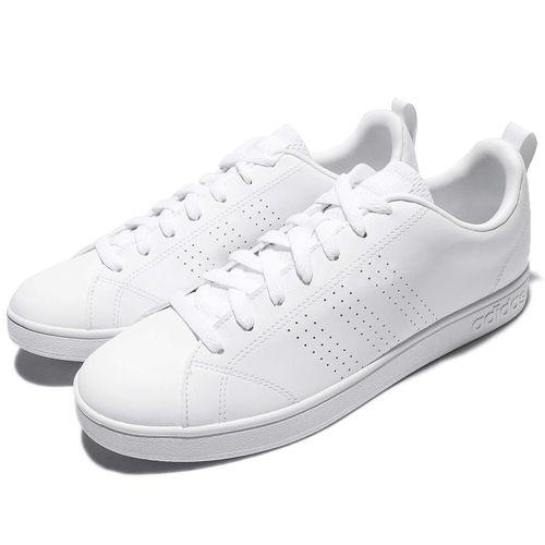 Giày Adidas Advantage Clean Vs White B74685 Size 9-