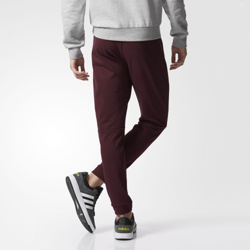 Quần Adidas Men Sport Inspired Track Pants Dark Burgundy  BR3624 Size M