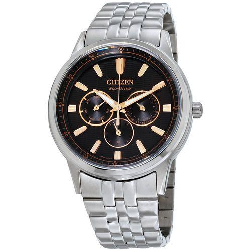 Đồng hồ Citizen Corso Black Dial Men's Watch
