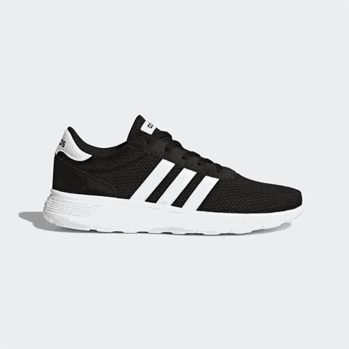 Adidas Men Sport Inspired Lite Racer Shoes Core Black BB9774