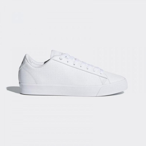 Giày Adidas Women's Sport Inspired Adidas Cloudfoam Daily QT Clean Shoes White DB0312 Size 5