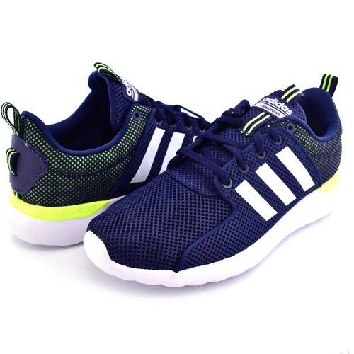 Giày Adidas Men Sport Inspired Cloudfoam Lite Racer Shoes Collegiate Navy DB0591
