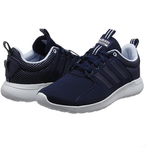 Giày Adidas Neo Women Running Shoes Cloudfoam Lite Racer Training Navy DB0634 Size 4-